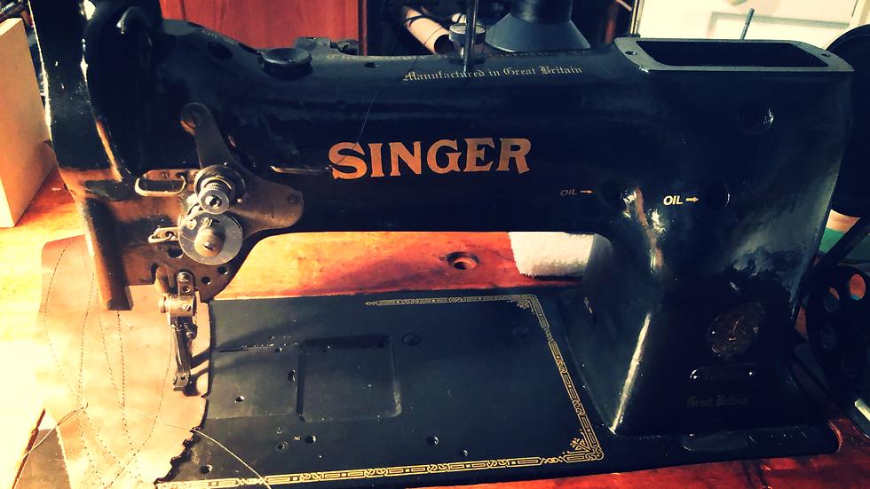 Singer 111w154