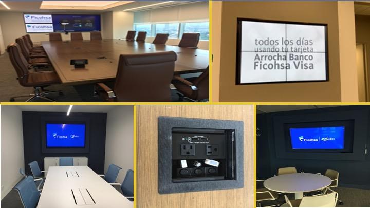 Proyecto Audiovisual Banco Ficohsa