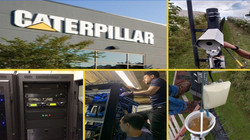 Proyecto Caterpillar Panamá Servicios Outsourcing 5 años