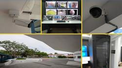 Proyecto de Video Vigilancia ISP Panamá