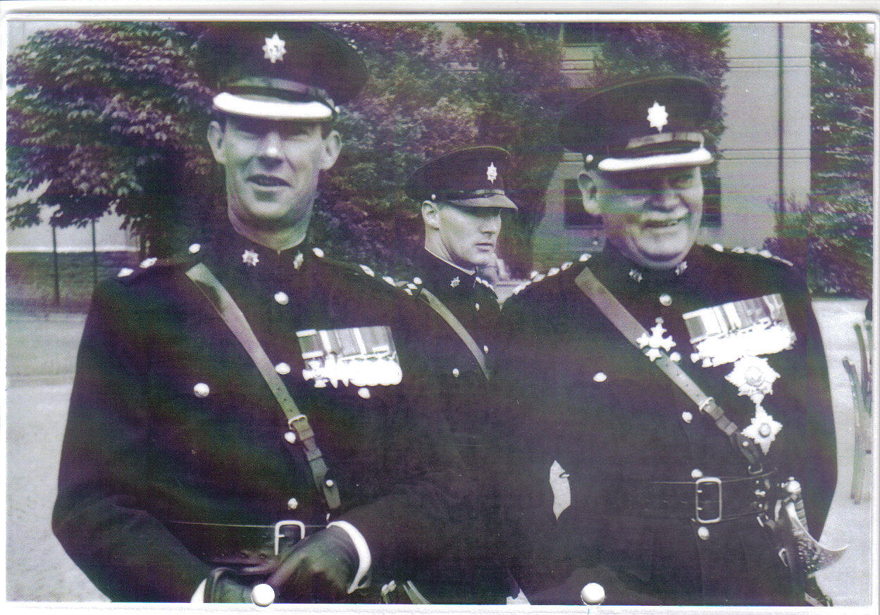 CPV & General Sir Richardl Gale