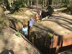 Sanctuary Wood, Hooge