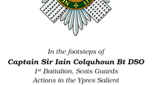 In the footsteps of Captain Sir Iain Colquhoun Bt DSO, 1st Battalion, Scots Guards