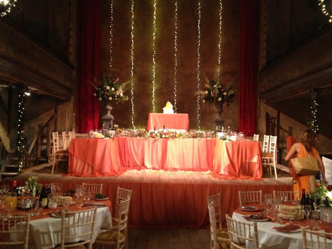 Wedding at Wiltons