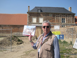 south gate, hougoumont