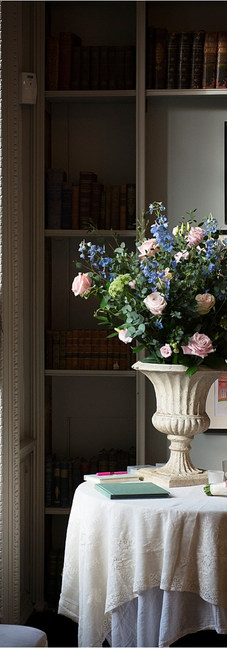 Weekly flowers arrangements for your london home
