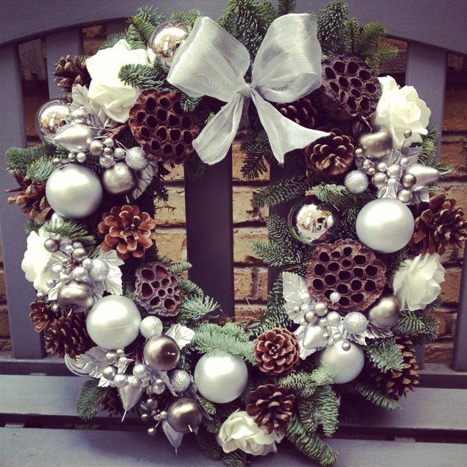 Christmas Wreaths 2015