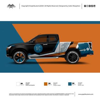 Isuzu D-Max N60 2021 Auto Change Bourgoin