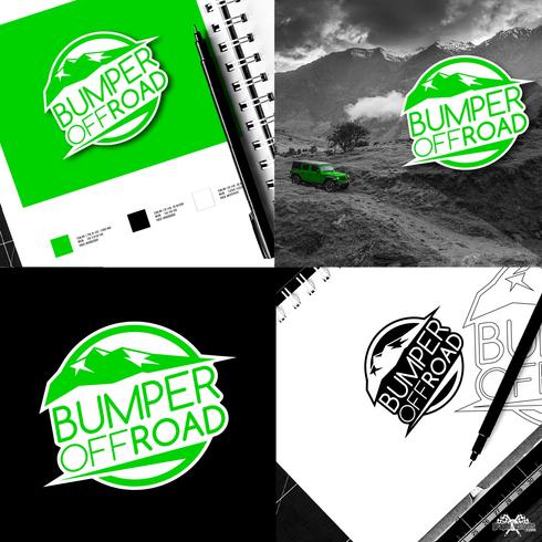 Logo Bumper Offroad