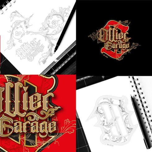 Logo Garage Ollier