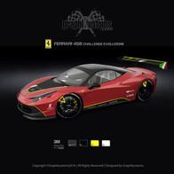 Ferrari 458  Challenge IJ Racing