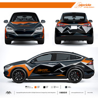 Tesla model X | Alpride