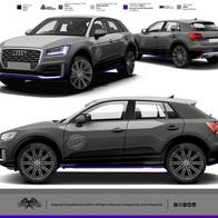 Audi Q2 S Line MegaPub