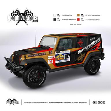Jeep RAG 2020-Claudia&Elodie Team #102