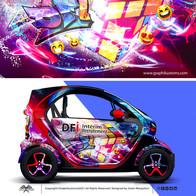Renault Twizy | DFI Interim & Recrutemen