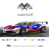 Ferrari 488 Challenge Kit EVO 2020