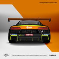 Audi R8 LMS GT4 / GL Racing