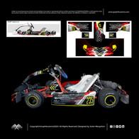 Kart Oberon X30
