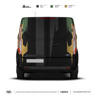 Ford Transit Custom Sport / Decographic