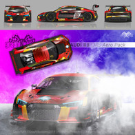 Audi R8 LMS IronMan