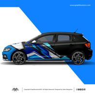 Volkswagen Polo R-line / FSH