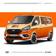 Ford Transit Custom Sport   Winnie Menui