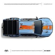 Ford Ranger Raptor Gulf