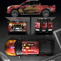 Nissan Navara Iron Man