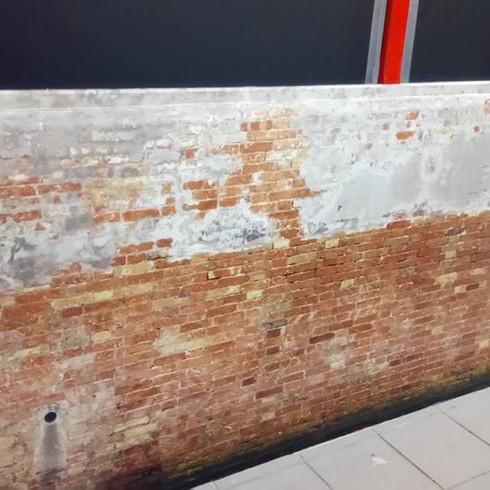 Textures pour façade de bureau.