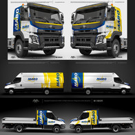Volvo FMX et Iveco Daily   Mabo TP