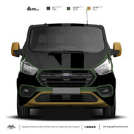 Ford Transit Custom Sport / Decographic