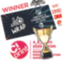Winner Cwrap 2020