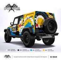 Jeep Wrangler Rubicon RAG 2020