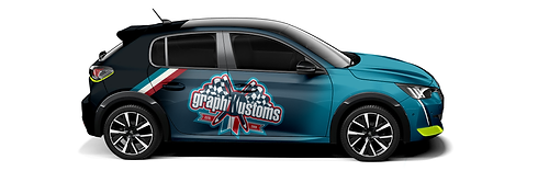 Graphikustoms stylisme automobile