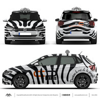 VW Polo / auto-école C'Permis - Roanne.j