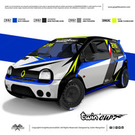 Renault Twingo Twin'cup | RC4