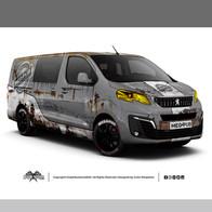 Peugeot Traveller | MegaPub