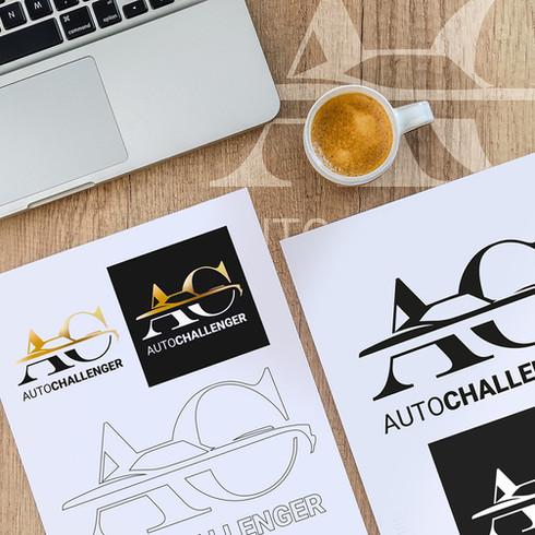 Logotype Autochallenger