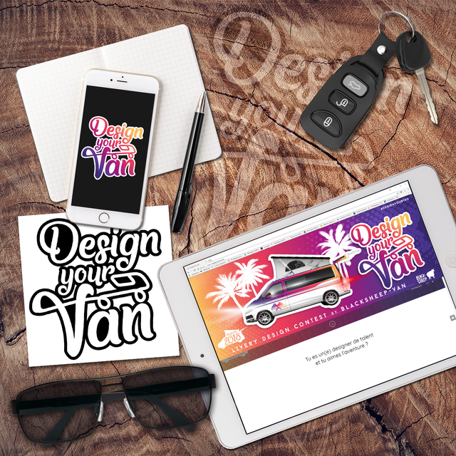 Design your van