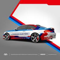 BMW M6  Puissance Injection