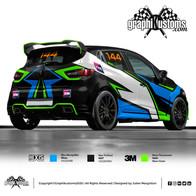 Clio RS200 TTE