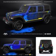 Jeep JLU