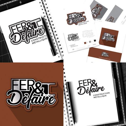 Logo Fer&Defaire