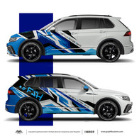 VW Tiguan R-line / FSH