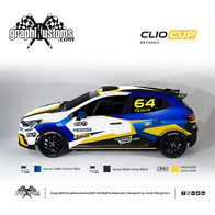 Clio V RS Cup 2020