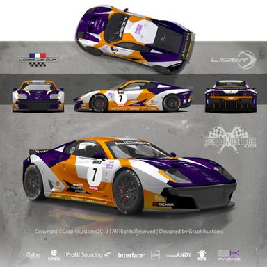 JS2 R SK Racing _ Graphikustoms