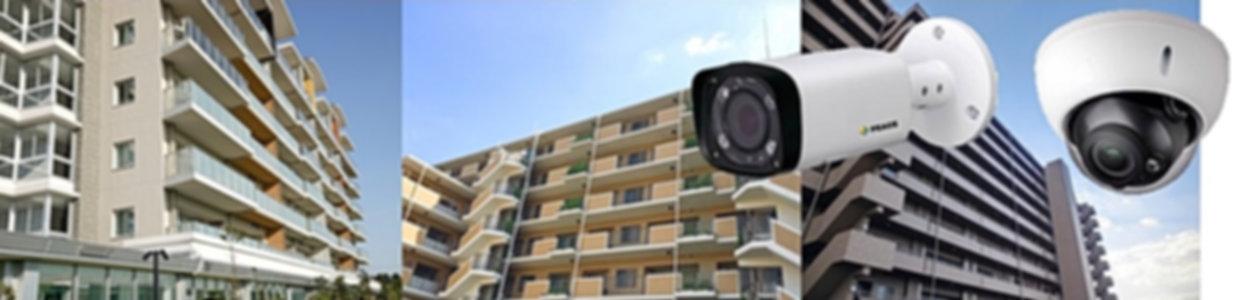 マンション,集合住宅,防犯カメラ,監視カメラ,セキュリティ,防犯,アパート