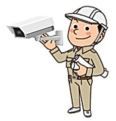 防犯カメラ,設置,設置工事,業者