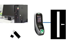 入退室管理システム,電気錠,電子錠,静脈認証,生体認証,勤怠管理,指紋認証,顔認証,アート,オフィスセキュリティ