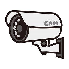 防犯カメラ,設置